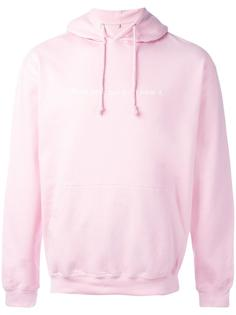 think pink but dont wear it hoodie F.A.M.T.