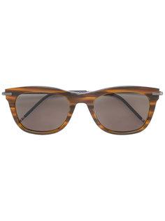 солнцезащитные очки в квадратной оправе Thom Browne