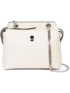 маленькая сумка-тоут Dotcom Click Fendi