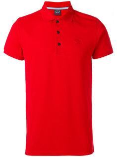 рубашка-поло с логотипом Paul & Shark