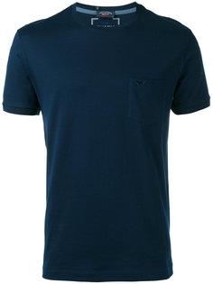 футболка с карманом Paul & Shark