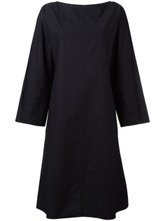 расклешенное платье с простроченной отделкой Sofie Dhoore