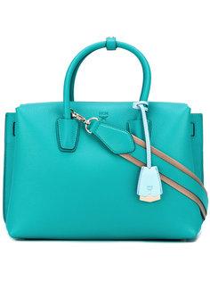 сумка-тоут со съемной лямкой MCM