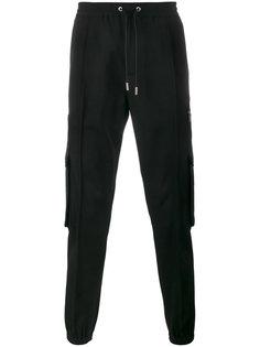 спортивные брюки карго Dior Homme