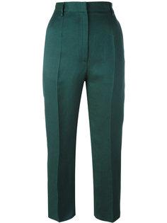 укороченные брюки Mm6 Maison Margiela