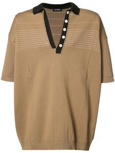 трикотажная футболка-поло Raf Simons
