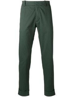 прямые брюки Antonio Marras