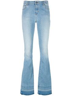 слегка расклешенные джинсы Twin-Set