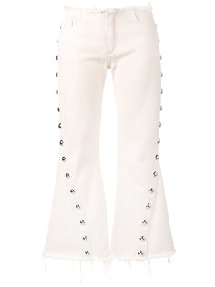 джинсы Capri с пуговицами Marquesalmeida