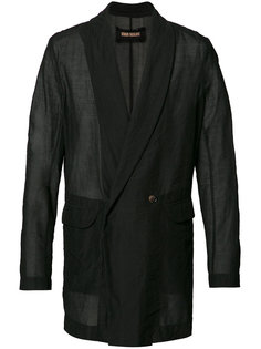 пиджак свободного кроя Uma Wang