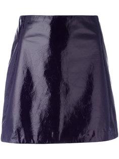 мини юбка Nina Ricci