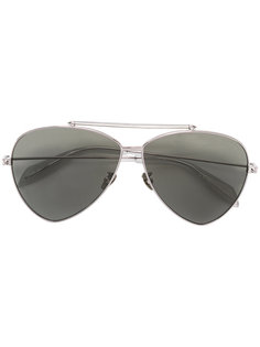 солнцезащитные очки Piercing Shield Alexander McQueen