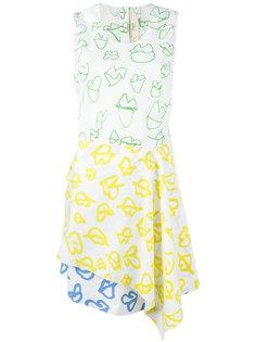 платье с принтом  Ports 1961