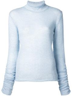 прозрачный джемпер  Le Ciel Bleu