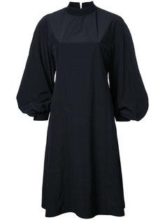 платье с буффами Le Ciel Bleu
