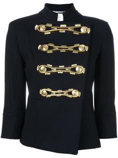 пиджак с укороченными рукавами Pierre Balmain