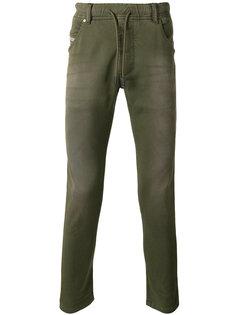брюки прямого кроя Diesel