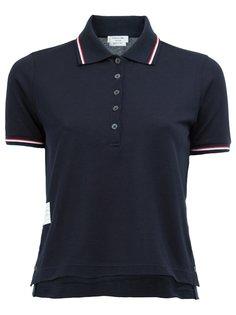 укороченная рубашка-поло Thom Browne