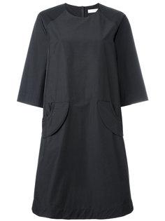 платье с карманами Peter Jensen
