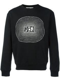 толстовка с логотипом MCQ McQ Alexander McQueen