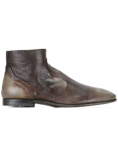 ботинки по щиколотку Silvano Sassetti