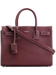 маленькая сумка-тоут Sac de Jour  Saint Laurent