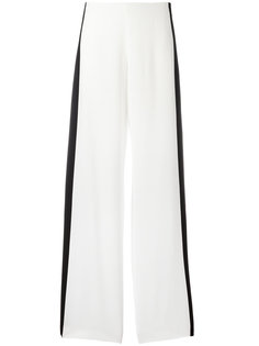 брюки с полосками по бокам Alberta Ferretti