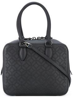 декорированная сумка-тоут Alaïa