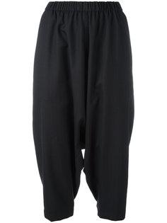 укороченные брюки с заниженной проймой Comme Des Garçons Comme Des Garçons