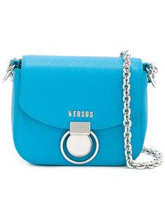 сумка на плечо с цепочной лямкой Versus
