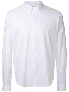рубашка  со структурированным воротником Wooyoungmi