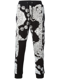 спортивные брюки с эластичным поясом McQ Alexander McQueen