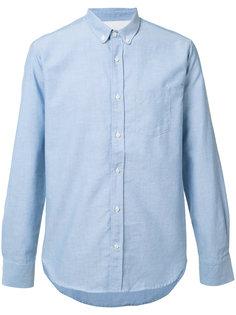 рубашка с воротником на пуговицах Officine Generale