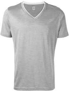 футболка c V-образным вырезом Eleventy