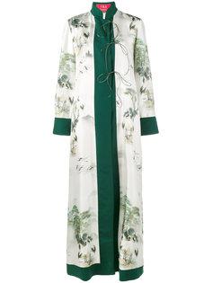 длинный халат Euribia Japanese For Restless Sleepers