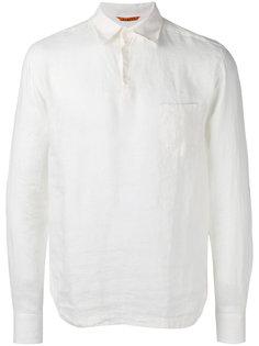 рубашка с пуговичной планкой Barena
