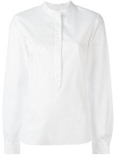 рубашка с воротником-стойкой на пуговице Vanessa Bruno
