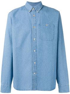 джинсовая рубашка на пуговицах A Kind Of Guise