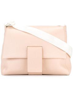 сумка на плечо с откидным клапаном Mm6 Maison Margiela