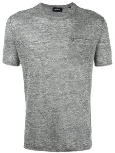 футболка с накладным карманом The Kooples