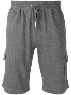 спортивные шорты с карманами Eleventy