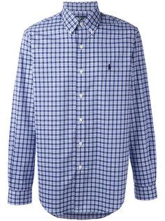 checked logo shirt  Polo Ralph Lauren