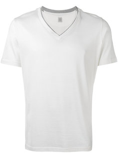 футболка с V-образным вырезом Eleventy