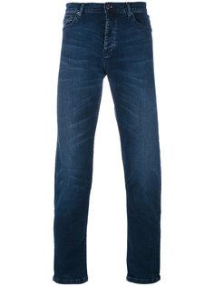 джинсы кроя слим The Kooples