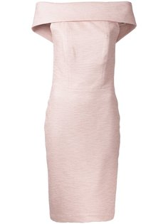 First Blush off-shoulders dress Manning Cartell
