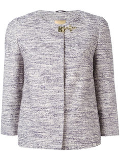 пиджак с рукавами три четверти Fay