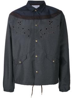 куртка с вышивкой Kolor