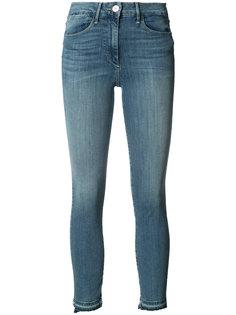 укороченные джинсы скинни 3X1