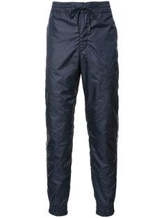 спортивные брюки с эластичными щиколотками Thom Browne
