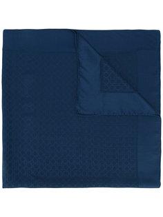 шарф с узором из логотипов Salvatore Ferragamo